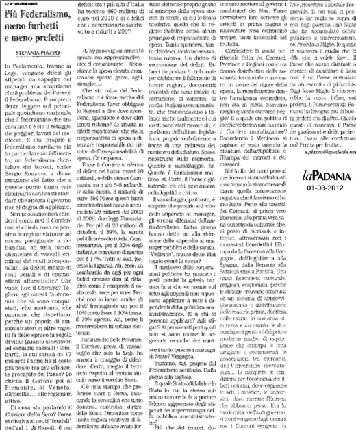 federalismo,padania