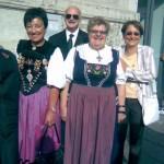 Con gli Svizzeri a Bergamo