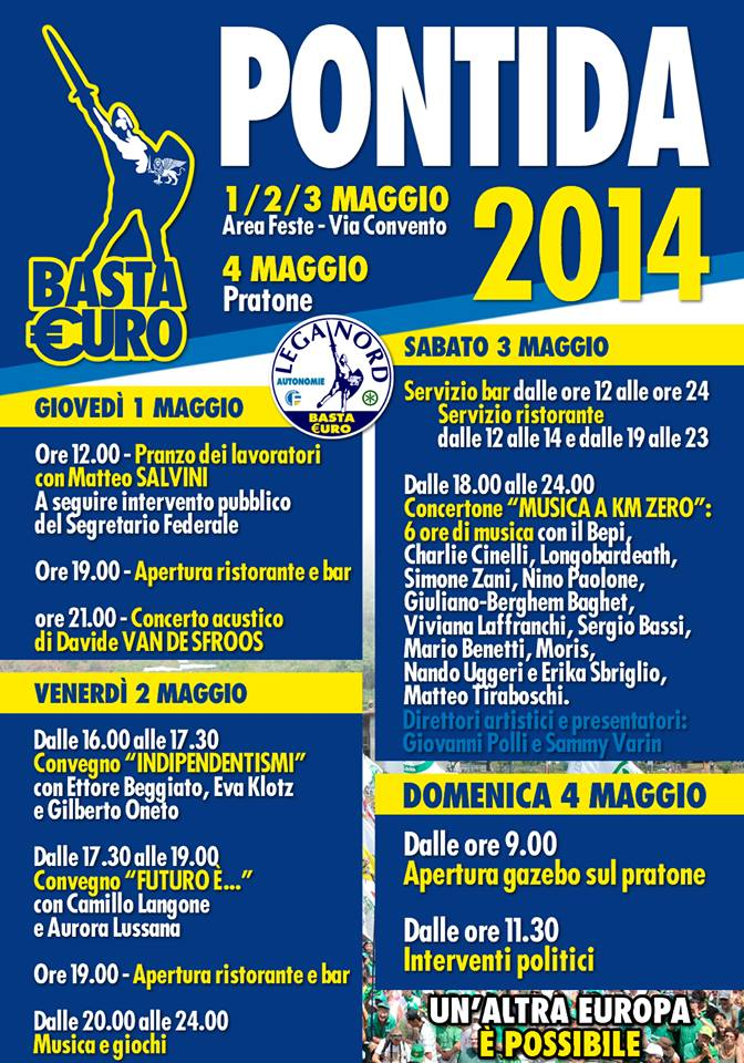 Pontida 2014 (2)