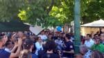 Salvini a Bergamo -18-05 -1