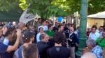 Salvini a Bergamo -18-05 -2