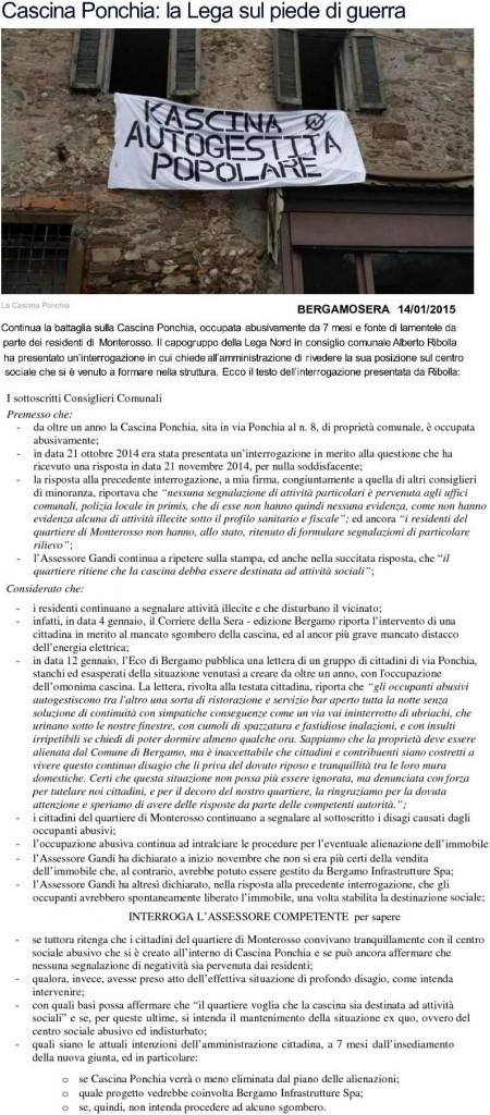 150114 ponchia - bgsera